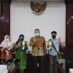 Penghargaan Surabaya Eco School 2020