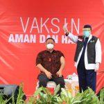Surabaya Mulai Jalankan Vaksinasi Covid-19