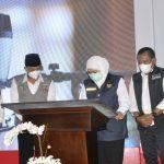 Khofifah Resmikan Gedung Trauma Center dan Intensive Care RSUD dr Soedono Madiun