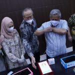 Inovasi i-nose c-19 ITS Diujicobakan di Sejumlah Rumah Sakit di Surabaya