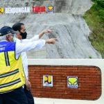 Presiden Harapkan Bendungan Tukul Pacitan Dukung Ketahanan Pangan dan Pertanian di Jatim