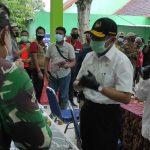 Muhadjir Ingatkan Pemda Perhatikan Kondisi Kesehatan Pengungsi Nganjuk