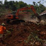 Longsor di Nganjuk, Tim Gabungan Lanjutkan Pencarian 10 Warga Hilang