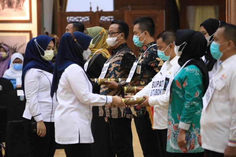 Kepala Daerah Terpilih Hasil Pilkada 2020 di Jatim akan Dilantik 26 Februari