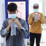 Stasiun Surabaya Gubeng dan Malang Kini Layani Pemeriksaan GeNose C19
