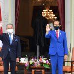 Bertemu PM Malaysia, Presiden Bahas Perlindungan Pekerja Migran