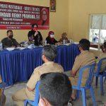 Serap Aspirasi Masyarakat, Renny Fokus Tangani Persoalan Banjir di Kecamatan Purwoasri Kediri