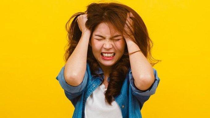 Sering Marah Tanpa Sebab? Ini Penjelasannya