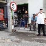Bupati Kediri Tinjau Jalan Rusak di Desa Watugede