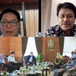 Sinergitas KPPU dan Pemprov Jatim untuk Perbaiki Iklim Persaingan Usaha