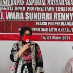 Renny Terima Keluhan Kelangkaan Pupuk hingga Upaya Peningkatan Ekonomi