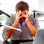 Penyebab Stres di Lingkungan Kerja dan Cara Mengatasinya
