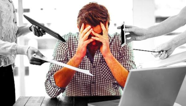 Begini Cara Mengelola Stres saat Bekerja
