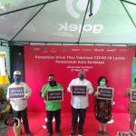 Pemkot Surabaya Sambut Baik Vaksinasi Covid-19 Drive Thru