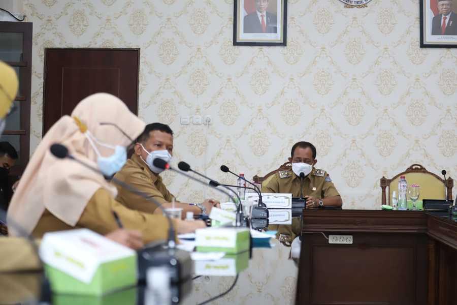 Mulai 1 April, Warga Surabaya Cukup Tunjukkan KTP untuk Berobat
