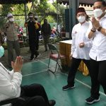 Eri Cahyadi Pastikan 394 Ribu Warga Surabaya Sudah Divaksin