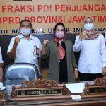 Gandeng Untag, Fraksi PDI Perjuangan DPRD Jatim Tingkatkan Kompetensi Akademik Anggotanya