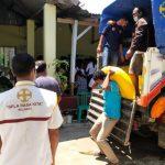 Melalui Caritas Indonesia, Gereja Katolik Salurkan Bantuan Korban Topan Seroja NTT