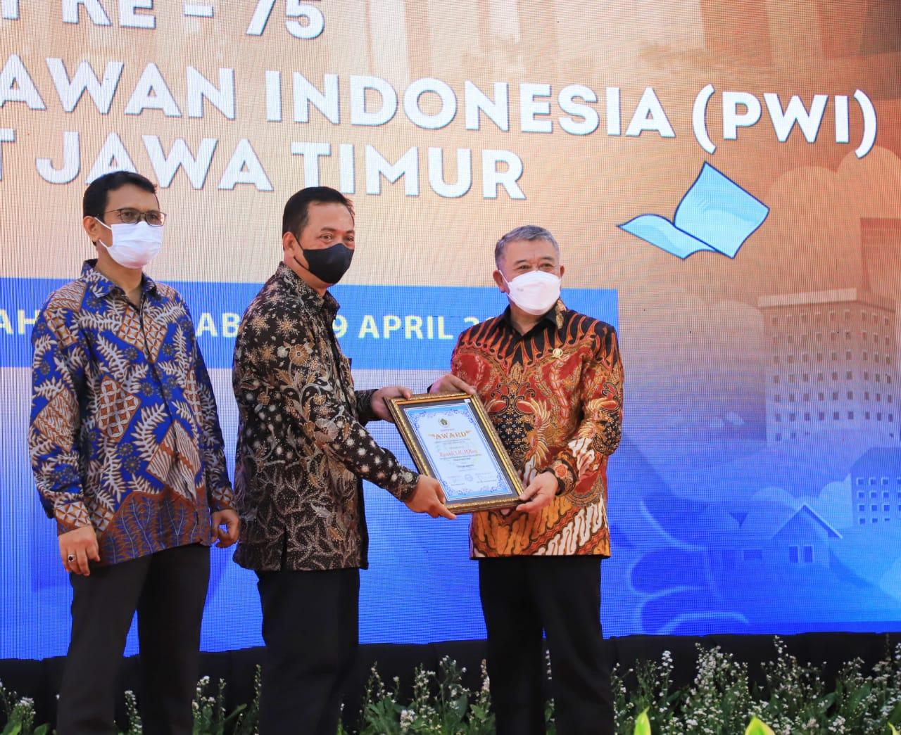 HPN 2021, Kusnadi Raih Penghargaan Special Award