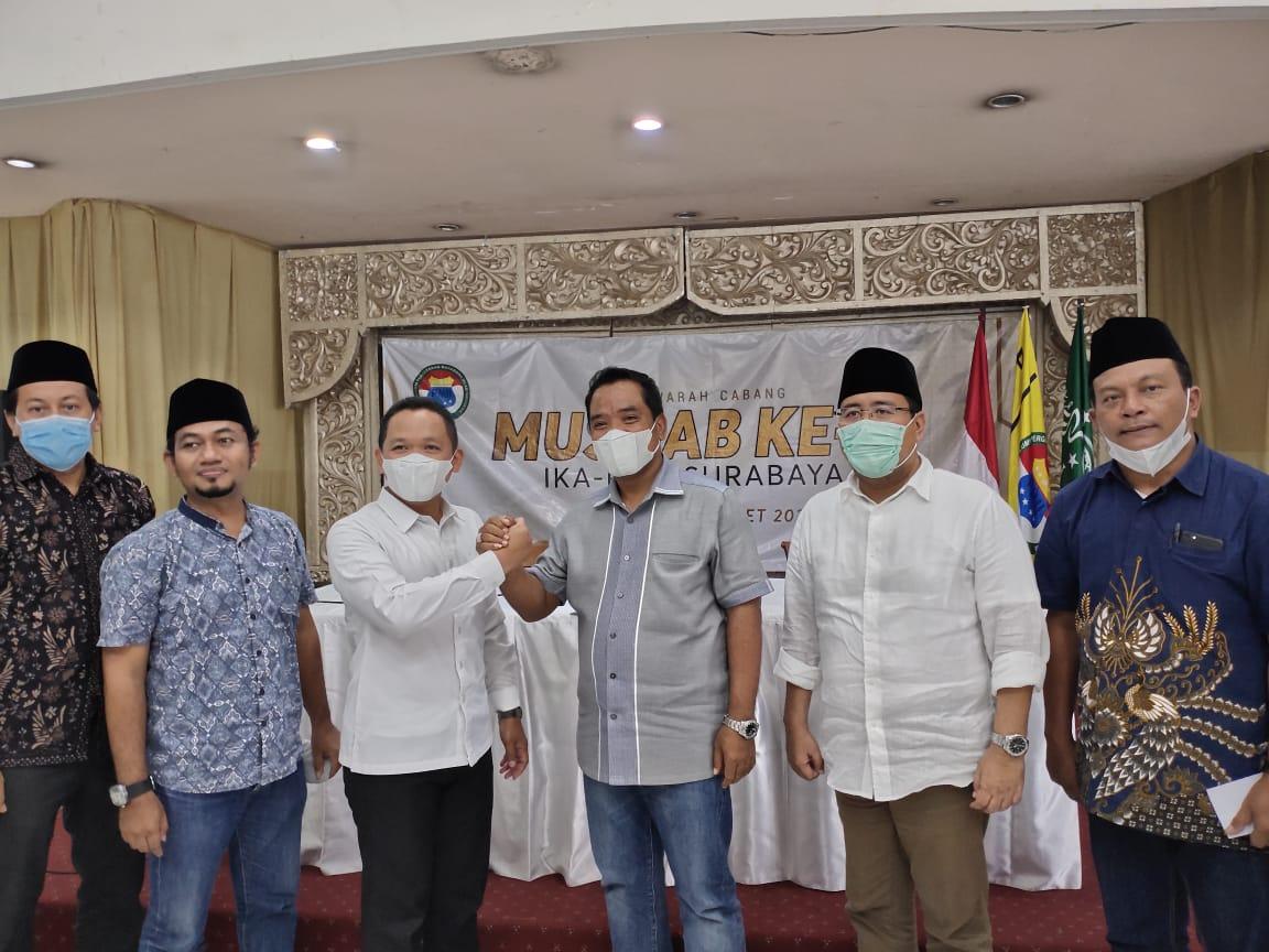 Mahfud Terpilih Jadi Ketua IKA PMII Surabaya