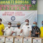 Indah Kurnia Bagikan Kebaikan saat Ramadan di Tengah Pandemi