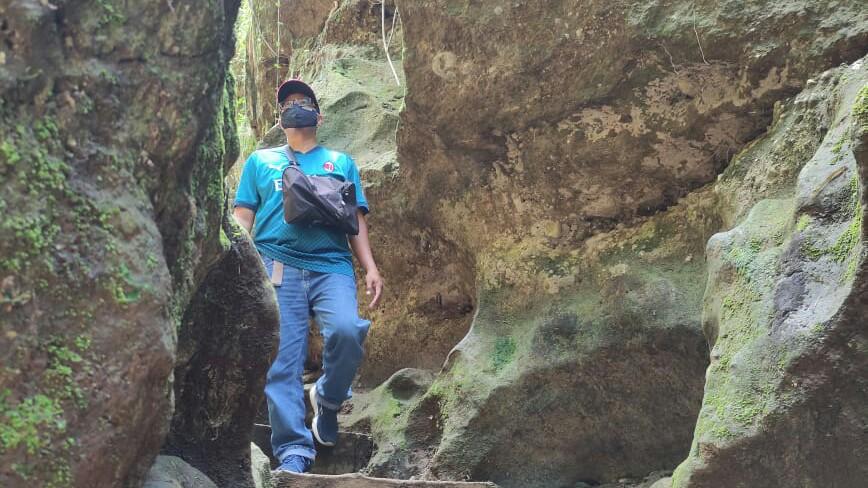 Wisata Goa Jegles Jadi Destinasi Menarik untuk Ngabuburit