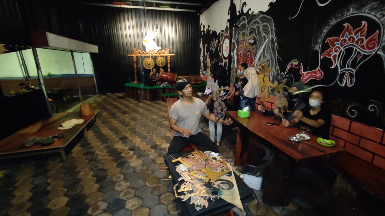 Nikmati Kuliner Sembari Belajar Kesenian Jawa