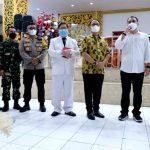 Forkopimda Surabaya Pastikan Ibadah Paskah di Gereja Berjalan Aman dan Lancar