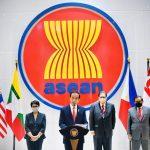 Jokowi Dorong Penghentian Kekerasan di Myanmar