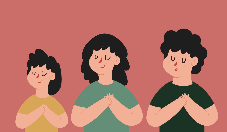 7 Cara Melatih Anak Bersyukur