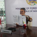Indonesia dan Filipina Perkuat Kerja Sama Kelautan