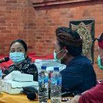 Agatha Carikan Solusi Status PNS Guru Agama Hindu
