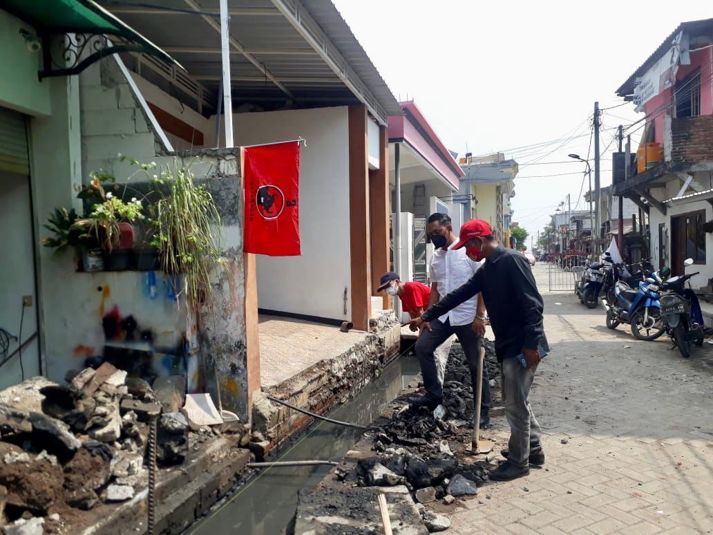 Sambang Kampung, Hadrean Pastikan Pembangunan Tepat Sasaran