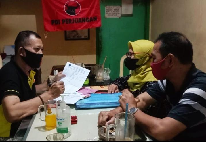 Kader Banteng Wonokromo Kawal PPDB SMP