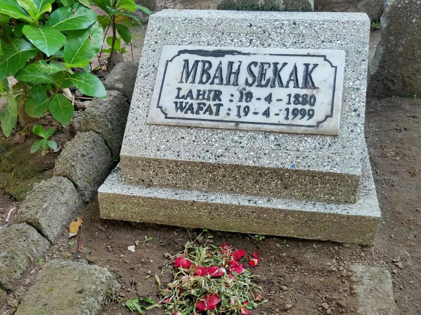 Mengenal Mbah Sekak, Tokoh Siwalankerto Surabaya