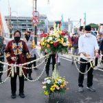 Dihadiri Risma, Eri Cahyadi Resmikan Jembatan Sawunggaling dan TIJ