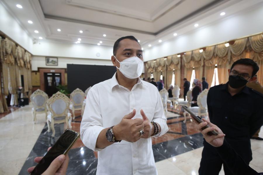 Penerimaan Kunjungan Kerja dari Luar Surabaya Harus Tunjukkan Hasil Tes Swab PCR