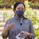 Tinjau Pameran IKM, Puan Ingin Ekonomi Bali Pulih