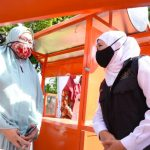 Khofifah Luncurkan Gerakan Bersama Angkat Indonesia