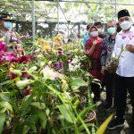 Eri Ingin Kebun Anggrek di eks Lokalisasi Sememi Jadi Destinasi Wisata