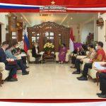 Megawati Buka Peluang Riset Luar Angkasa Via BRIN dengan Rusia