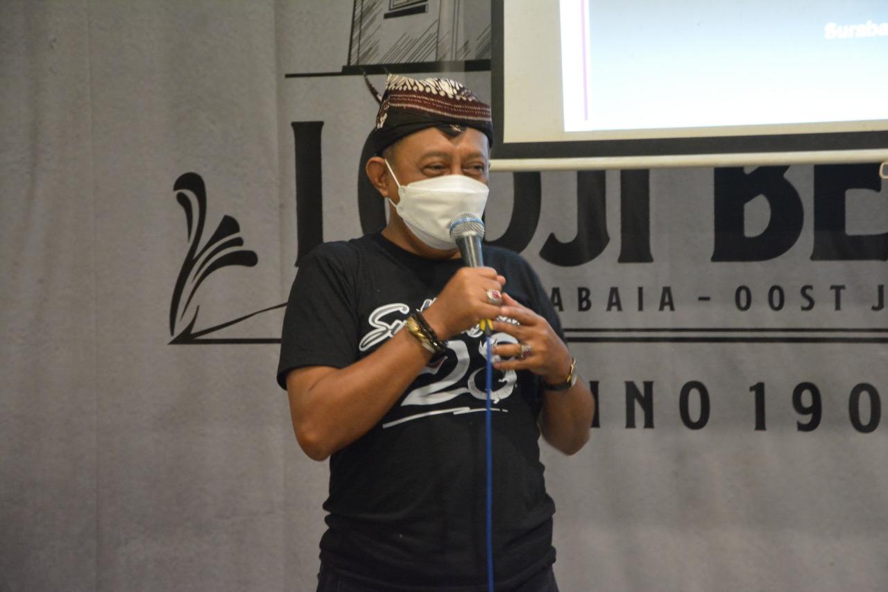 Polemik Hari Jadi Kota Surabaya, Armuji Siap Terima Gugatan