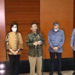 Pemerintah Resmi Lantik Pokja dan Satgas Penanganan Kasus BLBI