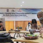 Komunitas Mata Hati Gelar Pelatihan Wirausaha Online Bagi Tuna Netra