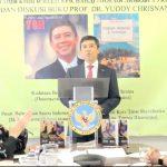 Yuddy Chrisnandi Luncurkan Buku Perjalanan Keempat Tahun Dubes RI di Kyiv