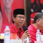 Gelar Rakercab, PDI Perjuangan Kota Surabaya Lakukan Evaluasi Kerja Kepartaian