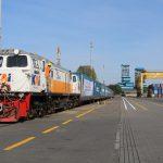 Efisiensi Distribusi Logistik, Kereta Api Terkoneksi dengan Pelabuhan