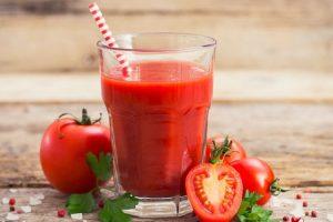 Ini Manfaat Konsumsi Jus Tomat Setiap Hari
