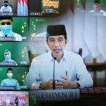 Takbir Akbar Virtual Iduladha 1442 H, Jokowi: Momentum Kuatkan Solidaritas