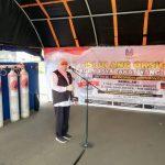 Khofifah Luncurkan Layanan Pengisian Ulang Oksigen Gratis di Surabaya